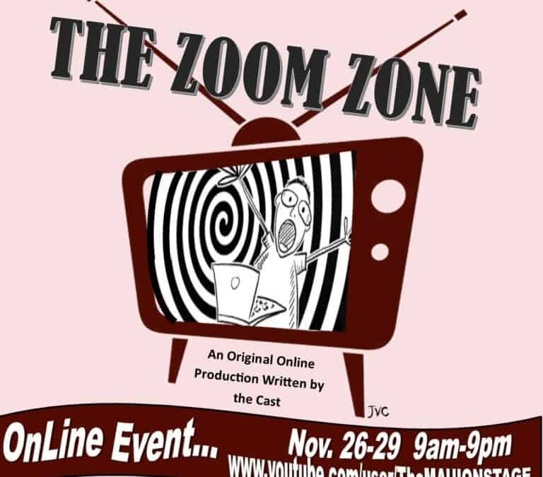 Online event Thanksgiving weekend! The Zoom Zone
