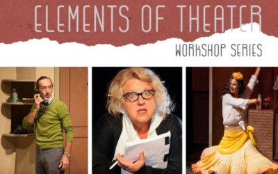 Elements of Theater