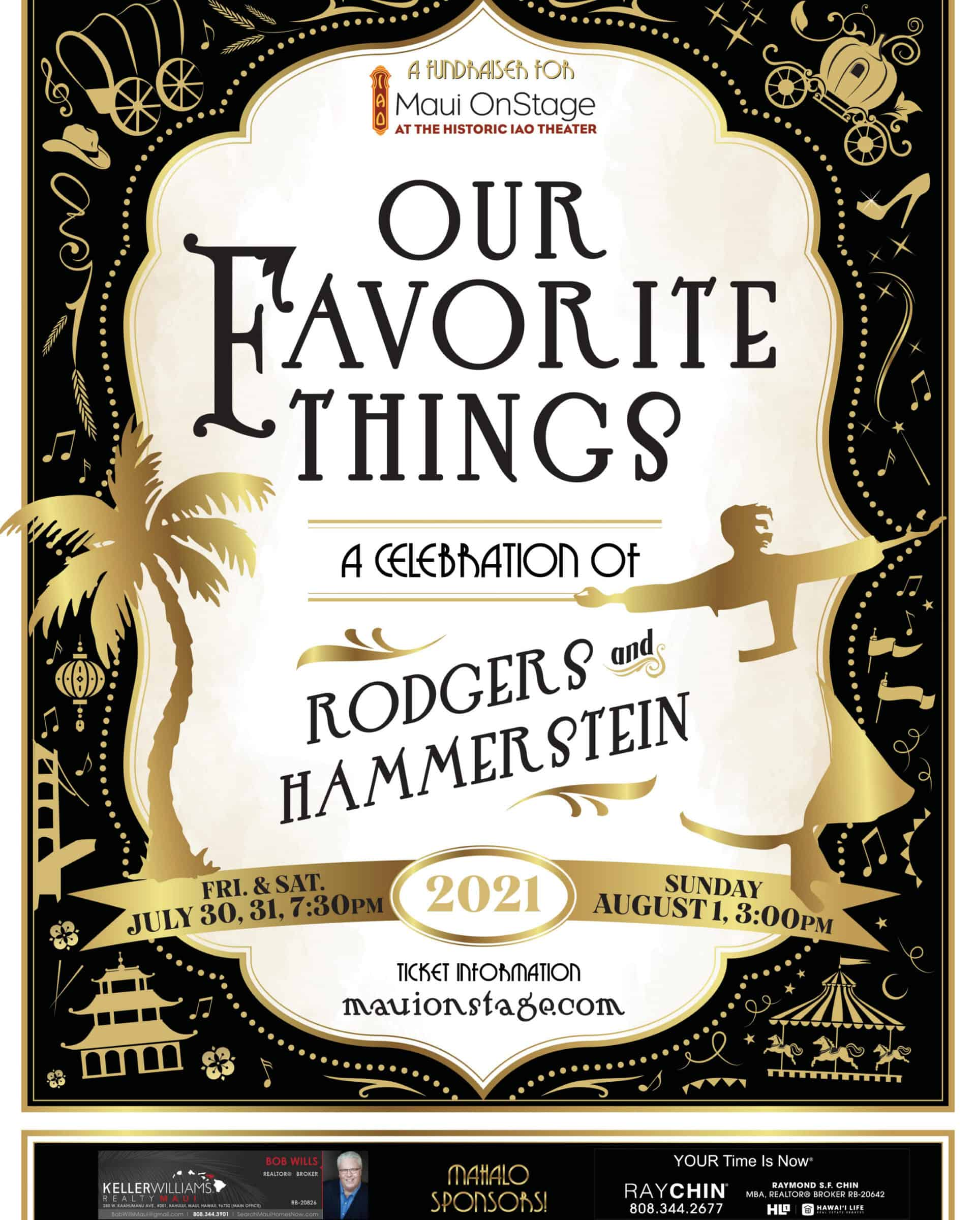 Our Favorite Things…A Celebration of Rodgers and Hammerstein