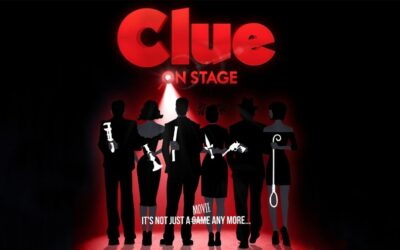 AUDITIONS for CLUE OnStage